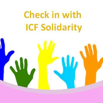 ICF Solidarity Page