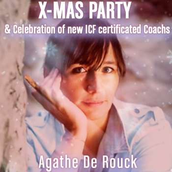 Art et Coaching + Celebration of newly certified ICF coaches + X-Mas Party
