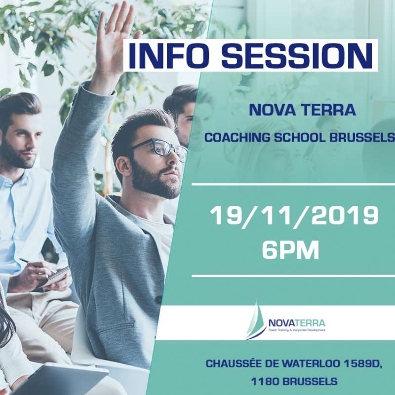 Information Session, 19th November @ NOVA TERRA
